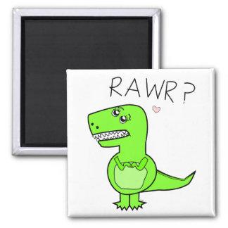 Imán de T-Rex
