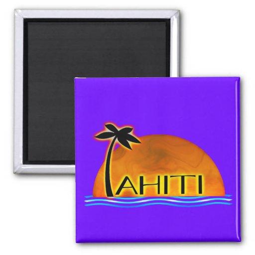 Imán de Tahití