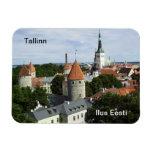 Imán de Tallinn - ciudad vieja