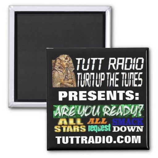 Imán de Tutt Allstar de radio
