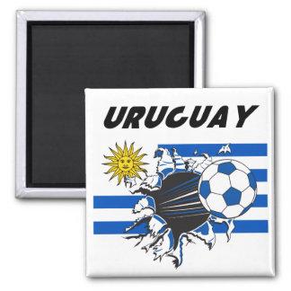 Imán de Uruguay Futbol