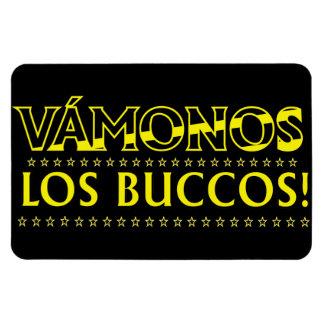 ¡Imán de Vamonos Los Buccos - Hooray!