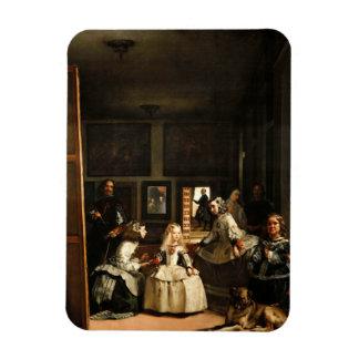 Imán de Velázquez Las Meninas