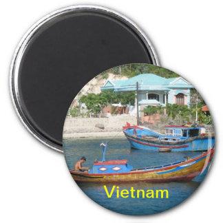 imán de Vietnam del trang del nha Imanes