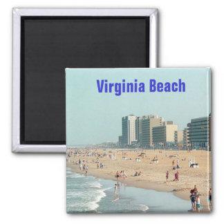 Imán de Virginia Beach