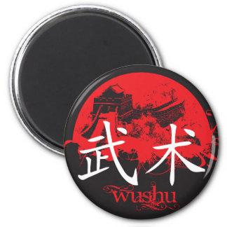 Imán de Wushu
