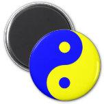 Imán de Yin Yang