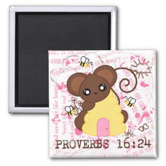Imán del 16:24 de los proverbios