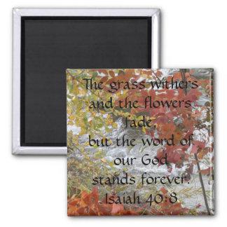 Imán del 40:8 de Isaías