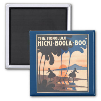 Imán del abucheo de Hicki Boola
