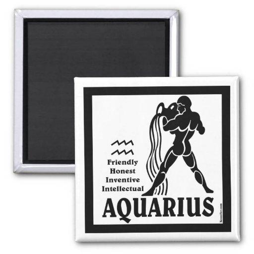 Imán del acuario