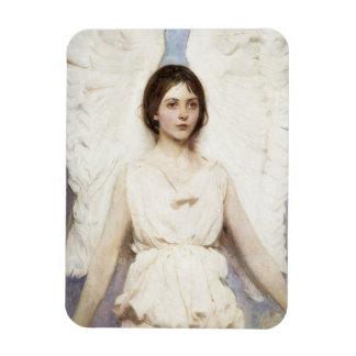 Imán del ángel de Abbott Handerson Thayer