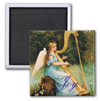 Imán del ángel de la alegría - 3 de un sistema de