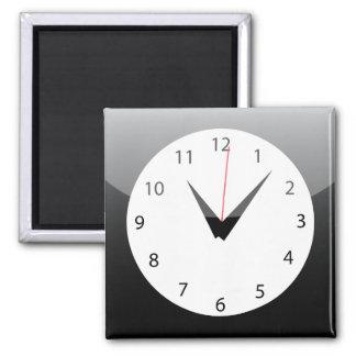 imán del App del iPhone - reloj