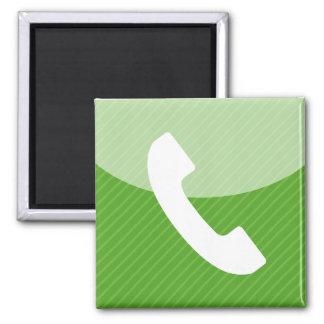 imán del App del iPhone - teléfono