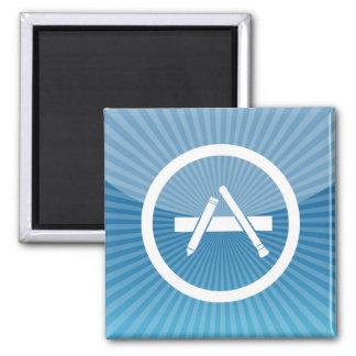 imán del App del iPhone - tienda del App