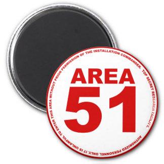 Imán del área 51
