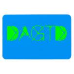 Imán del armario de DAGTD (para los boy scout infe