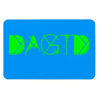 Imán del armario de DAGTD para los boy scout infe