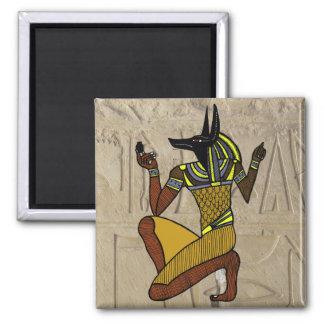 Imán del arrodillamiento Anubis