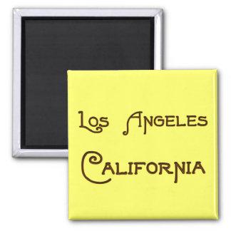 Imán del art déco de Los Ángeles California