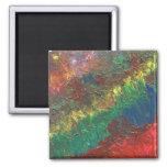 Imán del arte abstracto