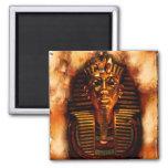 Imán del arte de Vision de Tutankhamun
