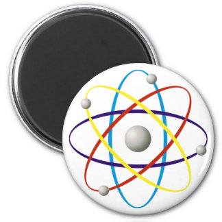 Imán del átomo (005) -