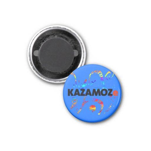 Imán del azul de Kazán