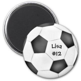 Imán del balón de fútbol