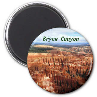 Imán del barranco de Bryce
