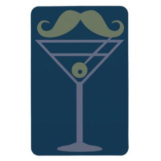 Imán del bigote de Martini