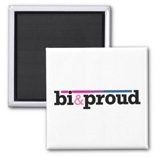 Imán del blanco de Bi&proud