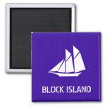 IMÁN DEL BLOCK ISLAND
