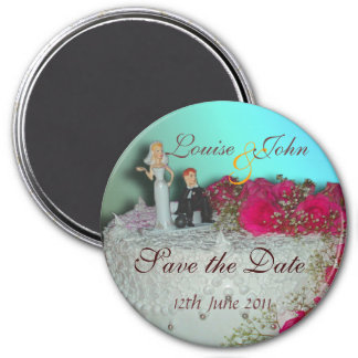 Imán del boda