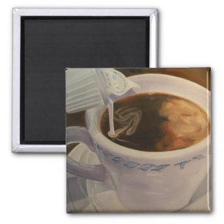 Imán del café