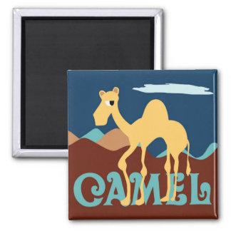 Imán del camello
