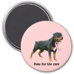Imán del cáncer de pecho de Rottweiler