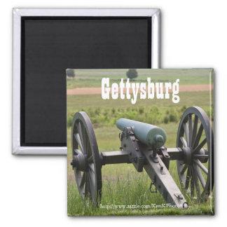 Imán del cañón de Gettysburg