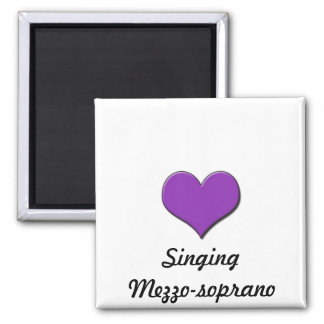 Imán del Cantar-Mezzosoprano del amor