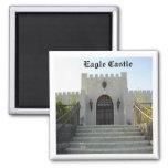 Imán del castillo de Eagle