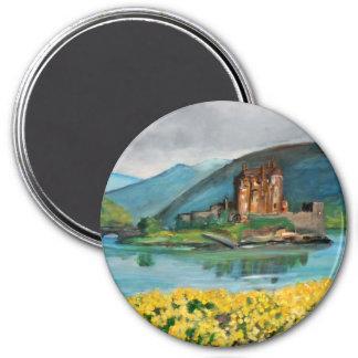 Imán del castillo de Eilean Donan