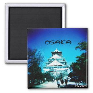 Imán del castillo de Osaka
