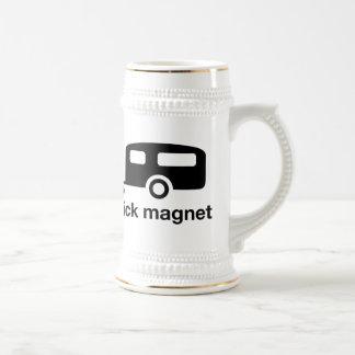 imán del cateto tazas de café