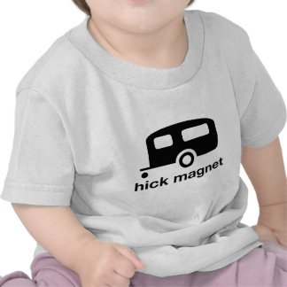 imán del cateto camisetas
