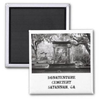 Imán del cementerio de Bonaventure