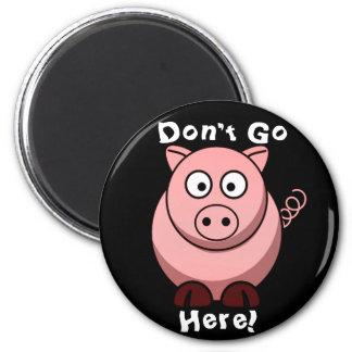 Imán del cerdo