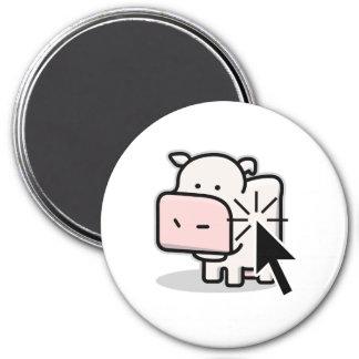 Imán del Clicker de la vaca