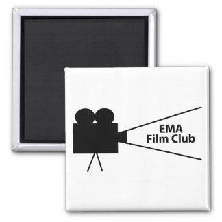 Imán del club de película del AME
