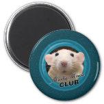 Imán del club del ratón de Marty